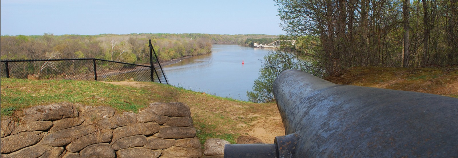 The many historical sites and parks along the James helped establish the river as America's Founding River.
